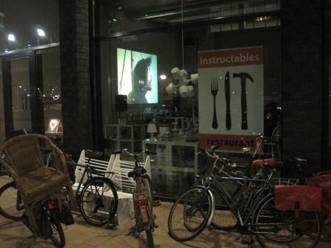Instructables Restaurant - Digesting the Web | FabLabs & Open Design | Scoop.it