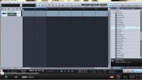 Presonus Studio One Mastering Video Tutorial | Audio Recording Technology | Scoop.it