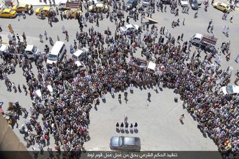 Another man accused of being gay has been brutally executed by ISIS | Gay News | Scoop.it