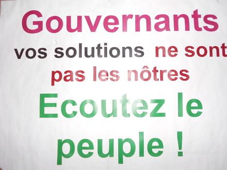 #4M: Ecoutez le Peuple | #marchedesbanlieues -> #occupynnocents | Scoop.it
