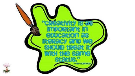 How to Promote Creativity in your Classroom? - EdTechReview™ (ETR) | Tool box | Scoop.it