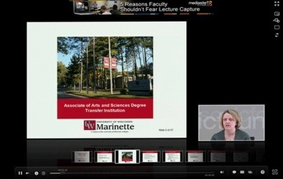 5 Reasons Faculty Shouldn't Fear Lecture Capture | REC:all | Scoop.it