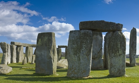 Was Stonehenge built for rock music? | Culture | The Guardian | Music House | Scoop.it
