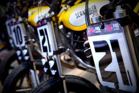 Lloyd Brothers Motorsports Team - AMAPro Flat Track | Ductalk Ducati News | Scoop.it