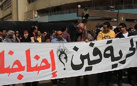 Radiotélévision égyptienne : Le temps des femmes est fini, place aux hommes ! | La femme, avant et maintenant. | Scoop.it