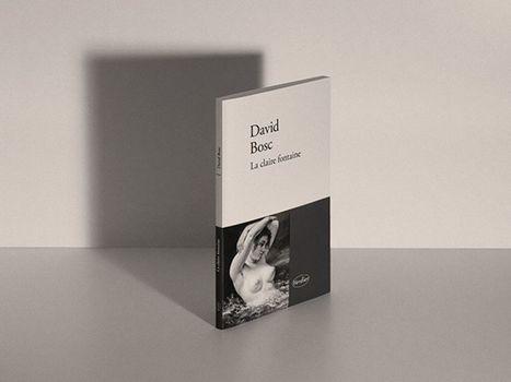 David Bosc :: Prix suisses de littérature   Elements pour la biographie de David Bosc   Scoop.it