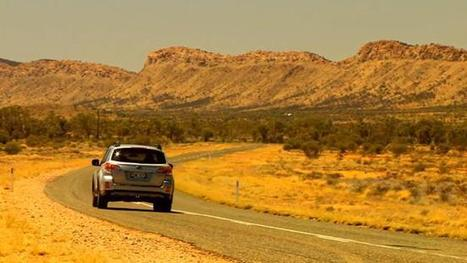 Aboriginal art, stunning road trips and cafe culture in the desert - there is ... - Herald Sun | Australian Tourism Export Council | Scoop.it