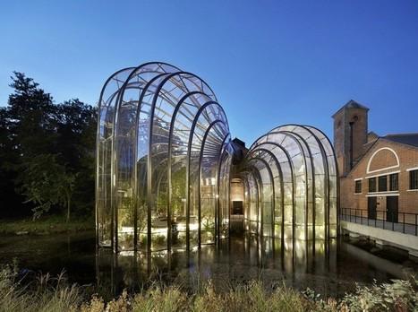 Bombay Sapphire Distillery / Heatherwick Studio   Designalmic   Designalmic   Scoop.it