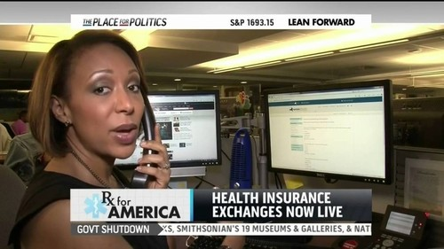 See What Happens When MSNBC Anchor Tries To Sign Up For Obamacare On TV I N C O M P E T E N T