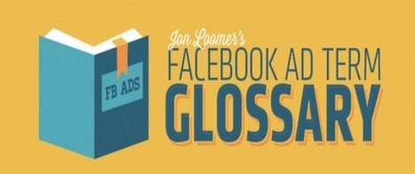 """Glossaire Facebook Ads : les """"must know""""   Digital trends   Scoop.it"""