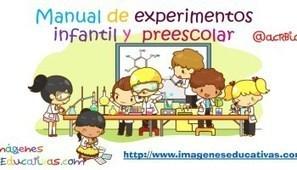 Ciencia en el cole. Manual de experimentos para infantil y primaria. | Recull diari | Scoop.it