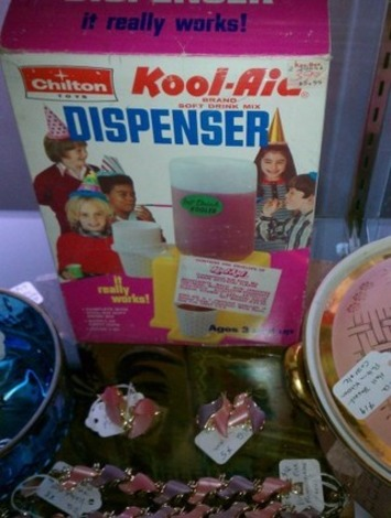 Vintage Retro Kool-Aid Dispenser | We Have Your Collectibles | Kitsch | Scoop.it
