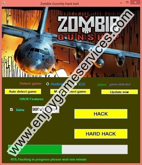 Zombie Gunship hack tool | game | Scoop.it