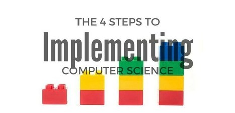 4 Steps to Implementing Computer Science in Elementary | Educational Technology | Scoop.it
