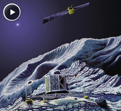 Mission to Land on a Comet - NASA Science | Sciences & Technology | Scoop.it