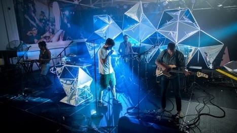 Yeasayer  •   | Concert | Vendredi 7 décembre 2012 | La Gaîté lyrique | Jevaisauspectacleavecmesenemis | Scoop.it