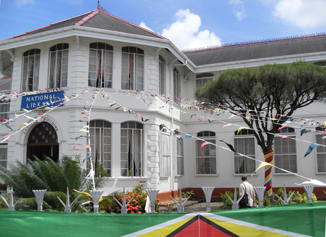 A Historical Perspective of the National Library of Guyana- Part 2 | The Information Specialist's Scoop | Scoop.it