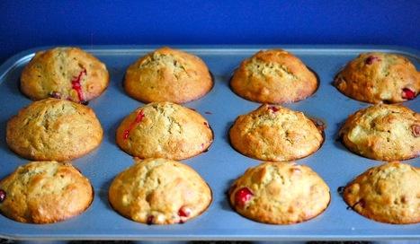 zomickskosherbakery's Blog: Banana cranberry streusel muffins recipe   Baking and Recipes   Scoop.it
