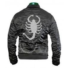Ryan Gosling | Drive Scorpion jackets | Drive Scorpion Black Jacket | SuperSTARSwear Leather jackets | Scoop.it