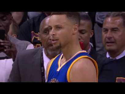 Stephen Curry Ejected - Warriors vs Cavaliers G6 - Jun 16, 2016 - 2016 NBA Finals - YouTube | from around the web | Scoop.it
