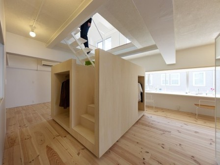 House in Megurohoncho / TORAFU ARCHITECTS | Idées d'Architecture | Scoop.it