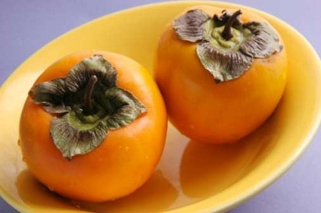 L'ingrediente del mese di novembre: i cachi - Cibando Blog | Best Food&Beverage in Italy | Scoop.it