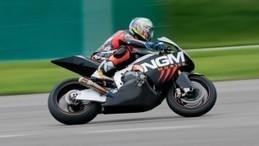De Angelis completes MotoGP™ test for Forward | MotoGP World | Scoop.it