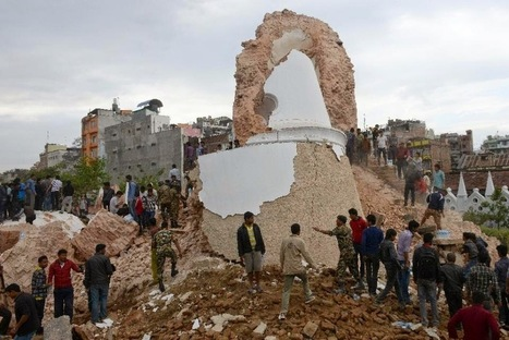 Quake deals heavy blow to Nepal's rich cultural heritage | The Archaeology News Network | Kiosque du monde : Asie | Scoop.it