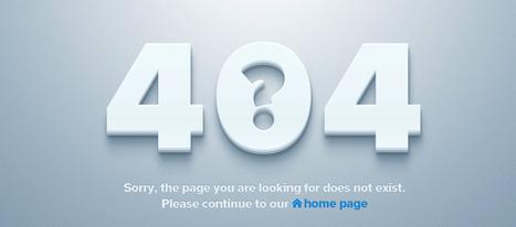 Corriger l'erreur 404 sur la balise rel=author de Google+ | Webmarketing, référencement | Scoop.it