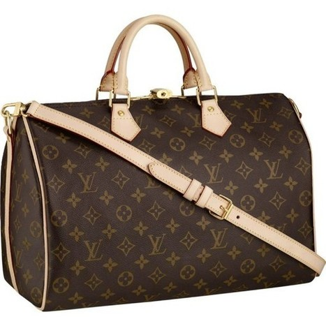 Louis Vuitton Outlet Speedy 35 Monogram Canvas M40392 For Sale,70% Off | Louis Vuitton Speedy 35_lvbagsatusa.com | Scoop.it