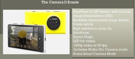 smartphonesreviews - Nokia Launches Nokia Lumia 1020   Nokia   Scoop.it