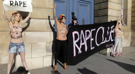 """Les Femen : infiltrées par une étudiante catholique, qui décrit un mouvement """"opaque""""...!!!   Catholique   Scoop.it"""