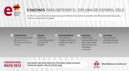 DELE C1 | charlaenespañol | Recursos ELE | Scoop.it