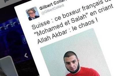 Non, un lutteur français n'a pas salué les terroristes après un combat | Archivance - Miscellanées | Scoop.it