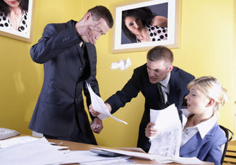 In Pictures: 10 Signs You're Being Bullied At Work - Forbes.com | #BetterLeadership | Scoop.it