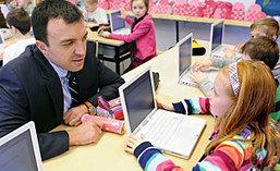 L'iPad à l'école : résultats d'une enquête auprès de 6057 élèves et 302 enseignants | TICE & FLE | Scoop.it