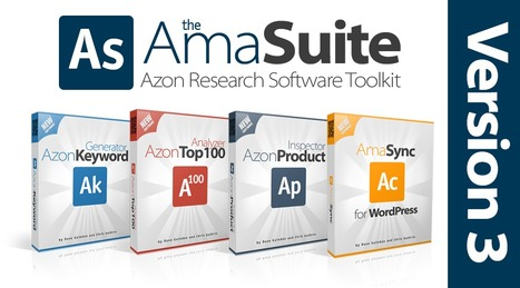 AmaSuite 3.0 Review - Bonus - Make Easy Affiliate Cash on Amazon   IM Product Review - Special Offer - Giveaway   Scoop.it