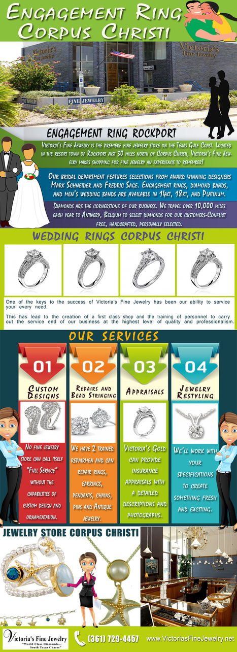 Jewelry Store Corpus Christi | Corpus Christi Engagement Rings | Scoop.it