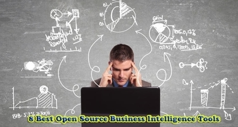8 Best Open Source Business Intelligence Tools | Little bit of everything | Scoop.it