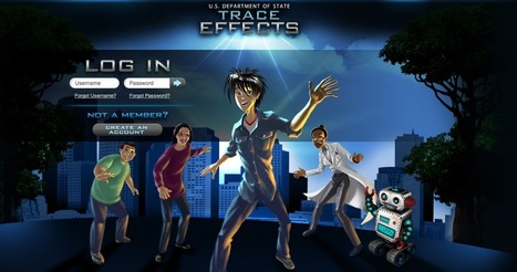 State Department creates time-travel themed video game - Politico (blog) | Media Technology and my future | Scoop.it