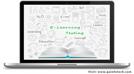E- Learning Testing | Software Testing Partners | Scoop.it