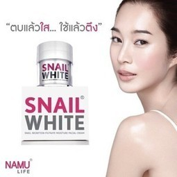 Snail White Thailand | Ooze Online Shopping | Cosmetic Beauty Thailand | Scoop.it