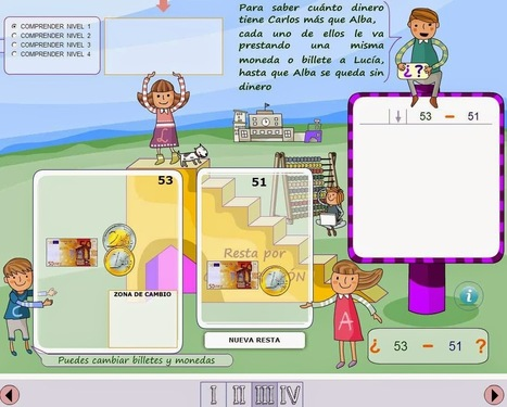 DIDÁCTICA DE LA SUMA Y RESTA ~ Juegos gratis y Software Educativo | Ciencia Experimental, Matemáticas y Tecnología Educativa. | Scoop.it