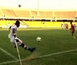 Amputee Soccer Championships : Video Clips From The Coolest One | Born Just Right | Scoop.it