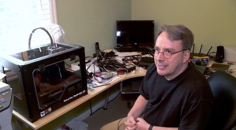 Linus Torvalds: Valve saattaa pelastaa Linuxin työpöydillä - Tietokoneet - MBnet | Tablet opetuksessa | Scoop.it