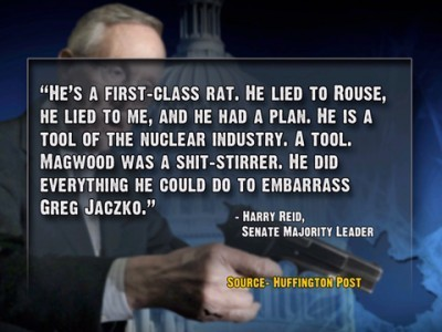 Keep playing dirty, Harry: Why Sen. Reid's attacks on Romney are completely justified | Daily Crew | Scoop.it