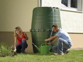 Calculer la dimension de son systeme de recuperation d'eau de pluie | Le flux d'Infogreen.lu | Scoop.it