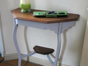 Une table devient console, la preuve en vidéo #idée #DIY #relooking | Best of coin des bricoleurs | Scoop.it