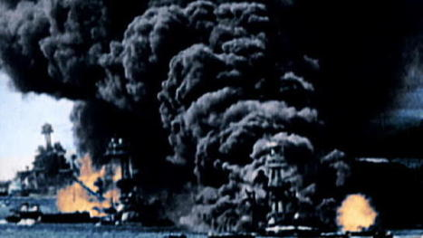 Website #2: World War II in Color: Pearl Harbor Attacked! | Japanese Bombing of Pearl Harbor | Scoop.it