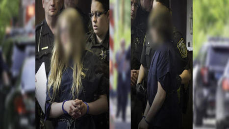 Girls Charged in Stabbing Expressed Regret, Police Say | Andrew Lee | Scoop.it